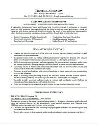 Sales Sample Resume by Resume Examples By Professional Resume Writers