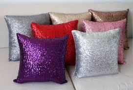 Sequin Decorative Pillows