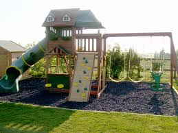 the project was to build a children u0027s play area and play house