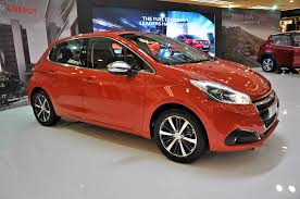 peugeot 102 car peugeot 208 and 2008 with puretech engines launched autoworld com my