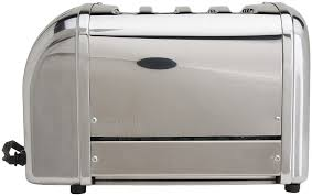 Dualit Stainless Steel Toaster Dualit Toaster Classic 4 Slice Chrome 40415