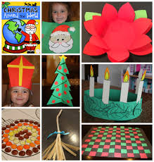 christmas around the world bundle netherlands sweden and activities