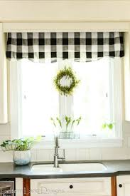 the 25 best no sew valance ideas on pinterest kitchen curtains