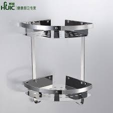 Wall Mount Bathroom Accessories by Online Get Cheap Metal Bathroom Shelf Aliexpress Com Alibaba Group