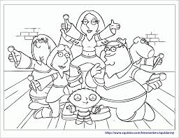 family guy coloring pages fablesfromthefriends com
