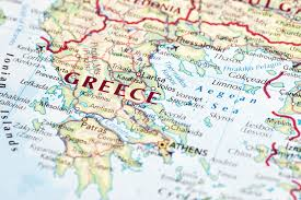 Map Of Greece And Italy by Herodotus On The Ionian Greeks