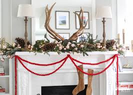 christmas mantel 5 creative christmas mantle decor ideas