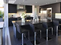 Designer Kitchen Stools Chic And Contemporary Kitchen Stool Design Of Davidson Residence