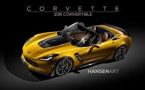 what makes a corvette a stingray rendering makes the corvette c7 stingray z06 desirable