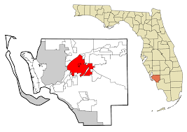 Florida Map Fort Myers by File Lee County Florida Incorporated And Unincorporated Areas Fort