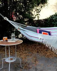 diy project simple summer hammock u2013 design sponge