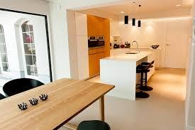 cuisine salle a manger ouverte cuisine ouverte sur la salle à manger exid photo n 66