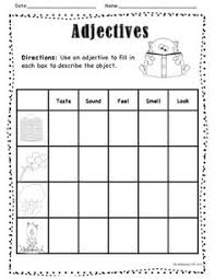 17 best images of first grade for verbs worksheets action verb