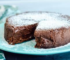 flourless chocolate truffle cake gluten free joyfoodsunshine