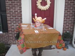 coolest thanksgiving costumes