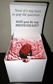 asking to be bridesmaid ideas will you be my bridesmaid how to pop the question