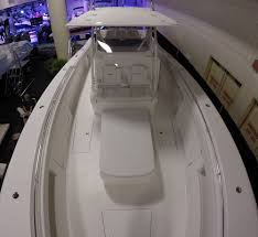 home of the offshore life regulator marine boats center console boats 38 feet plus at the fort lauderdale boat show