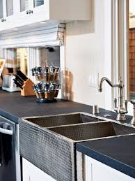 Cost To Install Kitchen Sink by Tiled Kitchen Countertops Pictures U0026 Ideas From Hgtv Hgtv