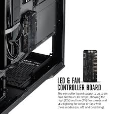 amazon black friday 2017 computer parts amazon com mastercase maker 5 mid tower compuer case with