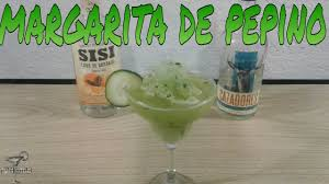 cucumber margarita margarita de pepino cucumber margarita tragos y cócteles