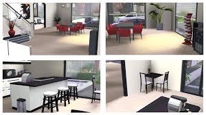 sims 3 cuisine beautiful maison moderne de luxe sims 3 pictures amazing house