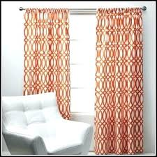 Sheer Curtains Orange Orange Sheers Curtains Orange Sheer Curtains Canada Alpals Info