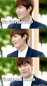 Lee Min Ho Memes - image result for lee min ho memes lee min ho pinterest lee
