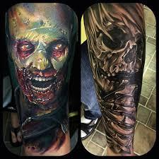 The Blind Man St George Utah Jasen Workman At 314 Tattoo Located In St George Utah Tattoo