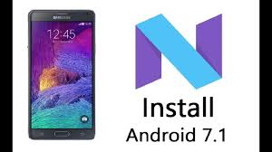 Install Android Nougat On Galaxy Note 8 0 Install Android 7 1 1 Nougat On The Galaxy Note 4