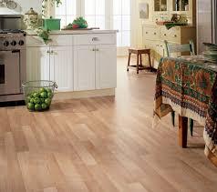 Vinyl Kitchen Flooring Vinyl Wooden Flooring In The Kitchen Home Interiors