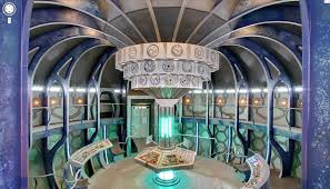 Google Maps Orlando Fl by Venture Into The Doctor U0027s Tardis Thanks To The Technology Of