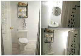 Painting Tiles In Bathroom Remodelaholic How To Update A Tile Shower U0026 Tub In A Weekend