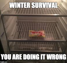 Fridge Meme - empty fridge meme generator imgflip