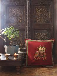 indian traditional interior design ideas for living rooms beautiful vintage room interior decoration burnt orange ivory green colorindian animal motifs pillow candles traditional room