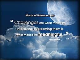 Challenge Meaning Challenge Change Success Meaning Balance Words Of