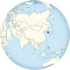Korea Map Asia by File South Korea On The Globe Asia Centered Svg Wikimedia Commons