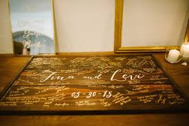 creative guest book ideas be our guest creative guest book ideas a affair