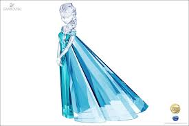 5135878 swarovski disney frozen elsa limited edition 2016