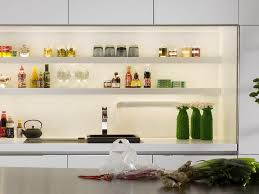 open shelf kitchen cabinet ideas kitchen contemporary open shelving in kitchen design ideas with