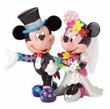mickey and minnie wedding ebay