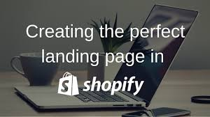 landing page templates for blogger 6 tips to creating the perfect landing page in shopify blog printful