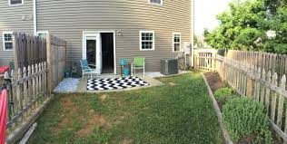Townhouse Backyard Design Ideas Small Ordinary Townhouse Backyard Ideas