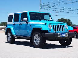 Jeep Rubicon Mpg 2017 Jeep Wrangler Unlimited Chief In Burnet Tx New Jeep Dealer