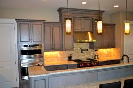 Gray Stained Kitchen Cabinets Kitchen Room Great Traditional Dark Gray Stained Kitchen