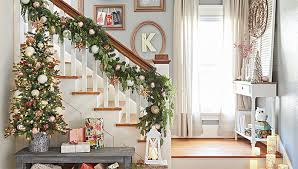garland for stairs