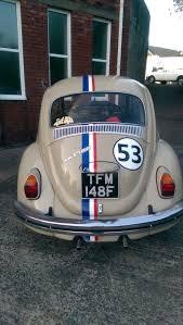 volkswagen beetle classic herbie fleet retro hire wales swansea