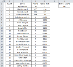 Help With Excel Spreadsheets by 2014 Nascar Sprint Cup Spreadsheet Excel
