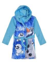 robe de chambre garcon robe de chambre garçon olaf la reine des neiges 16 99