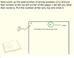 informational text test answers ppt video online download