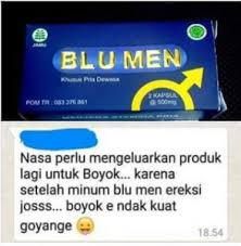blumen nasa obat kuat pria